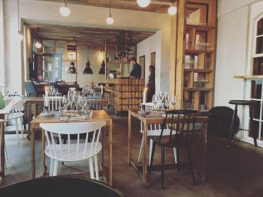 Inside Host Restaurant